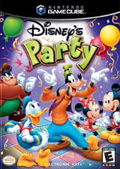 Disney Party for GameCube