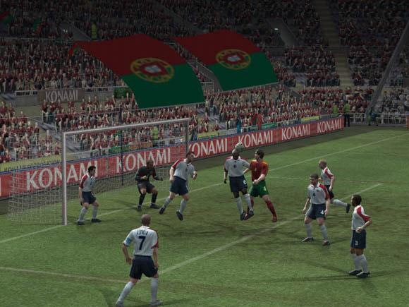 Pro Evolution Soccer 4 for PC Games image