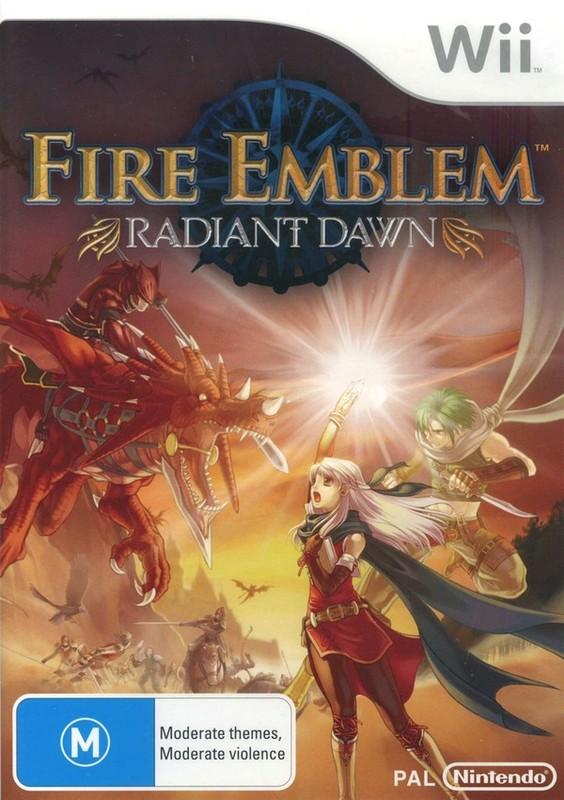 Fire Emblem: Radiant Dawn for Nintendo Wii