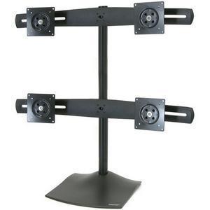 Ergotron DS100 Quad 2x2 LCD Display Desk Stand