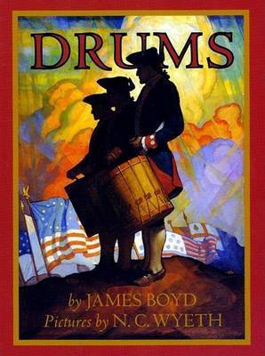 Drums by James Boyd