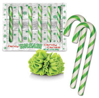 Wasabi Candy Canes (Set of 6)