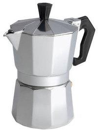Casa Barista Classic 9 Cup Aluminium Espresso Maker