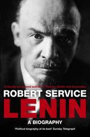 Lenin by Robert Service image