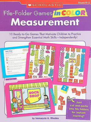 Measurement by Immacula A Rhodes