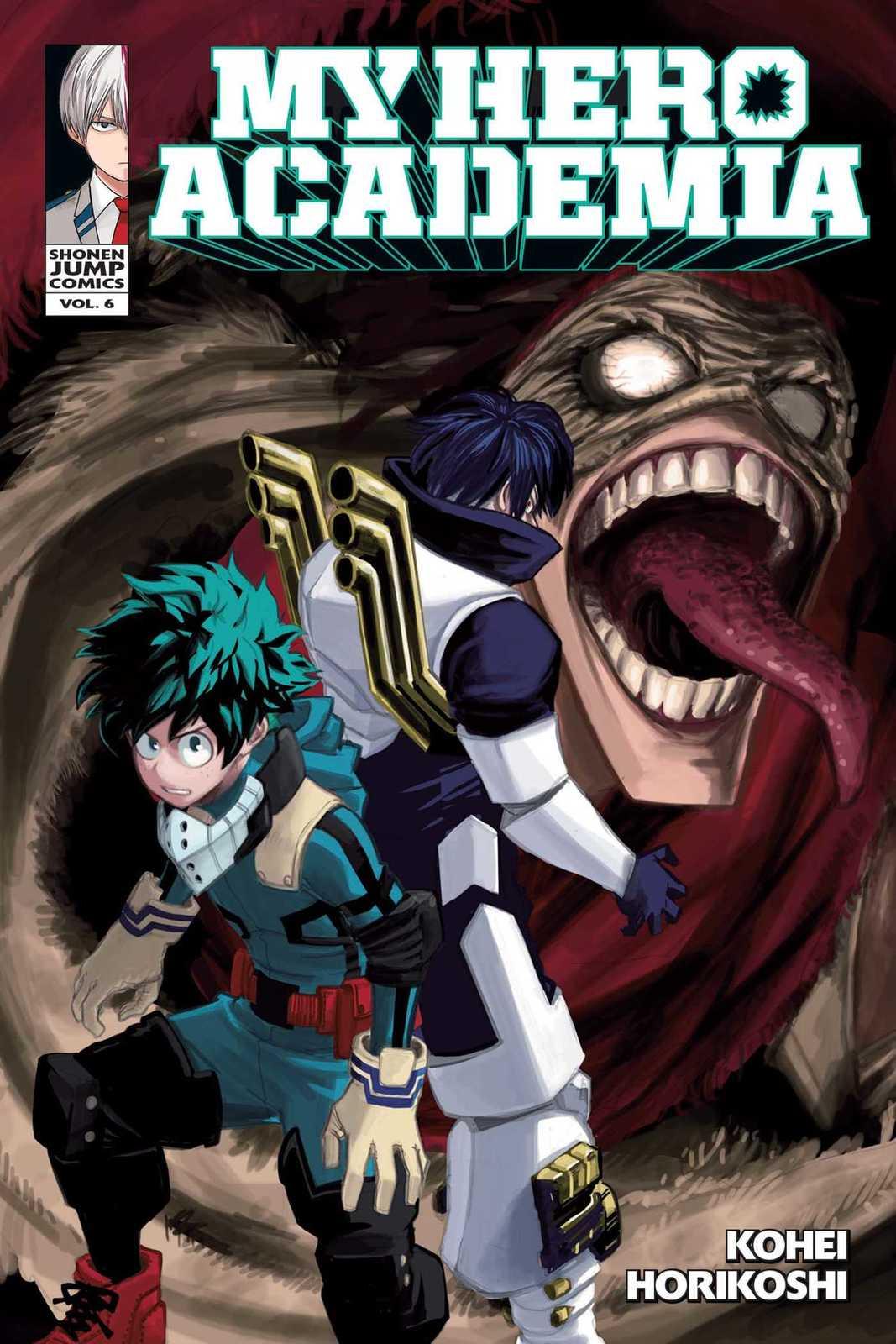 My Hero Academia, Vol. 6 by Kohei Horikoshi image
