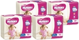 Huggies Ultra Dry Nappies Bulk Shipper - Junior Girl 16+kg (120)