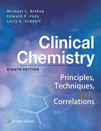 Clinical Chemistry by Michael Bishop image