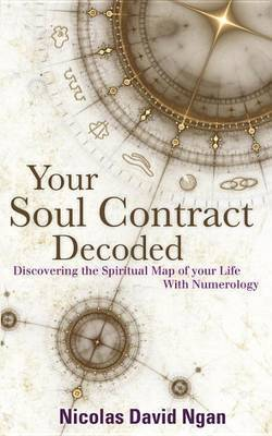 Your Soul Contract Decoded by Nicholas David image