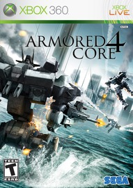 Armored Core 4 for Xbox 360 image