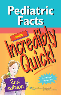 Pediatric Facts Made Incredibly Quick! image