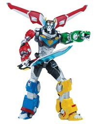 Ultimate Voltron - Lights & Sounds Figure image