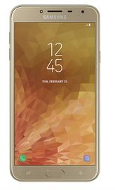 Samsung Galaxy J4 Smartphone 32GB - Gold