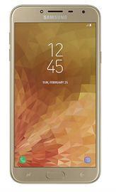 Samsung Galaxy J4 Smartphone 32GB - Gold