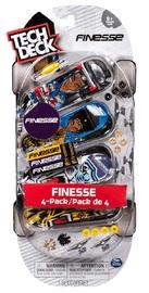 Tech Deck: Fingerboards 4-Pack - (Finesse)