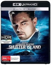 Shutter Island on UHD Blu-ray