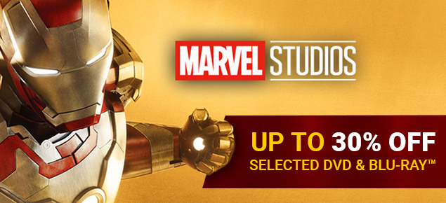 Marvel Sale! Save up to 30% off!