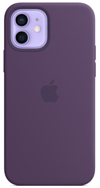 Apple iPhone 12 | 12 Pro Silicone Case with MagSafe - Amethyst