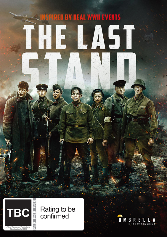 The Last Stand on DVD