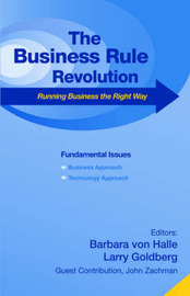 Business Rule Revolution image