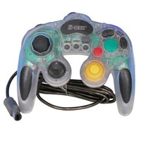 Gamecube 2-Tech Controller (Transparent) for GameCube image