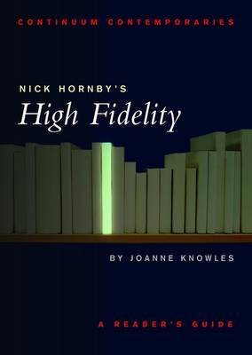 "Nick Hornby's ""High Fidelity"" by Joanne Knowles image"