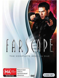 Farscape - The Complete First Season on DVD