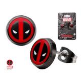 Marvel: Deadpool Logo Stud Earrings
