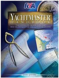 RYA Yachtmaster Handbook by James Stevens image