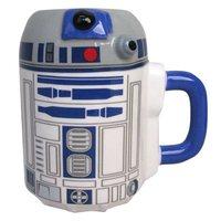 Star Wars: R2-D2 Ceramic Sculpted Mug image