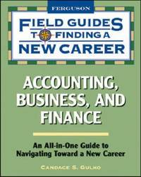 Accounting, Business, and Finance by Candy S. Gulko image