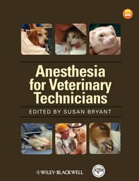 Avta's Anesthesia Manual for Veterinary Technicians image