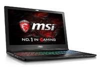 "MSI GS63VR 7RF 15.6"" 4K Gaming Laptop Intel Core i7-7700HQ, 16GB RAM, GTX 1060 6GB image"