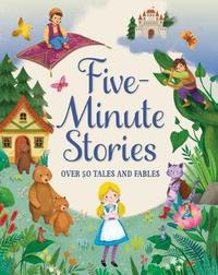 Five-Minute Stories by Parragon Books Ltd image