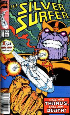 Silver Surfer: Rebirth Of Thanos image