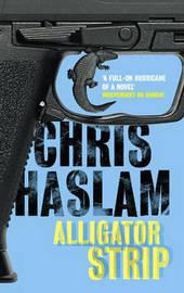 Alligator Strip by Chris Haslam image