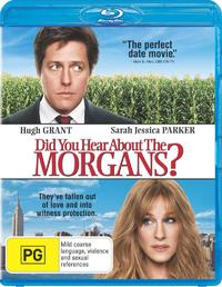 Did You Hear About The Morgans? on Blu-ray