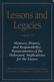 Lessons and Legacies IX image