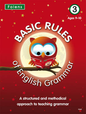 Basic Rules of English Grammar: Bk. 3 image