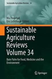 Sustainable Agriculture Reviews Volume 34