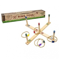 Garden Game - Ring Toss