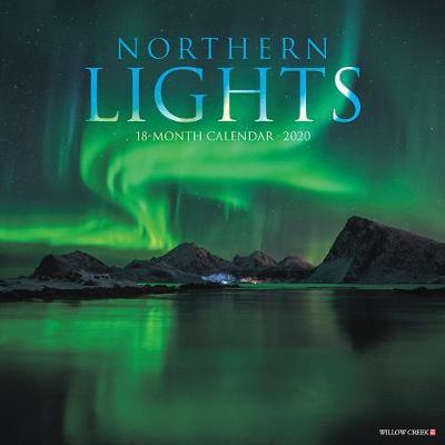 Northern Lights 2020 Wall Calendar by Willow Creek Press
