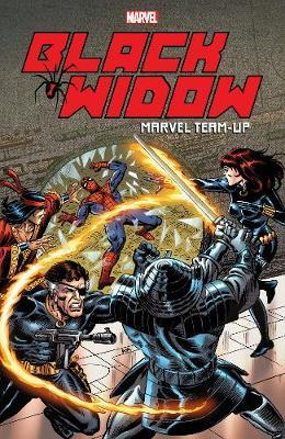 Black Widow: Marvel Team-up by Chris Claremont