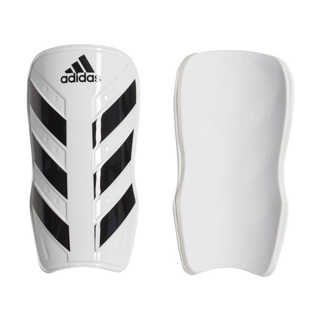 Adidas: Everlesto Shin Guard - White/Black (Large)