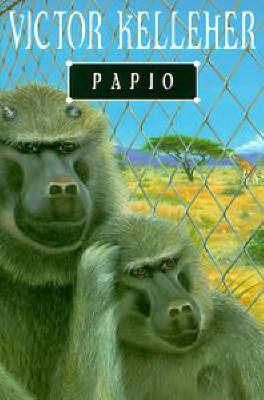 Papio by Victor Kelleher image