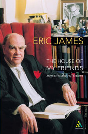 The House of My Friends by Eric James image