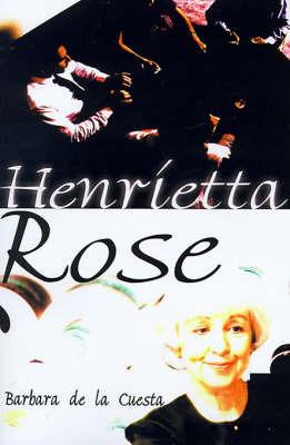 Henrietta Rose by Barbara de la Cuesta image
