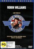 Good Morning Vietnam - Special Edition on DVD