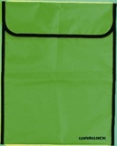 Warwick Homework Bag XL (Lime Fluro)