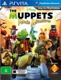 The Muppets Movie Adventures for PlayStation Vita